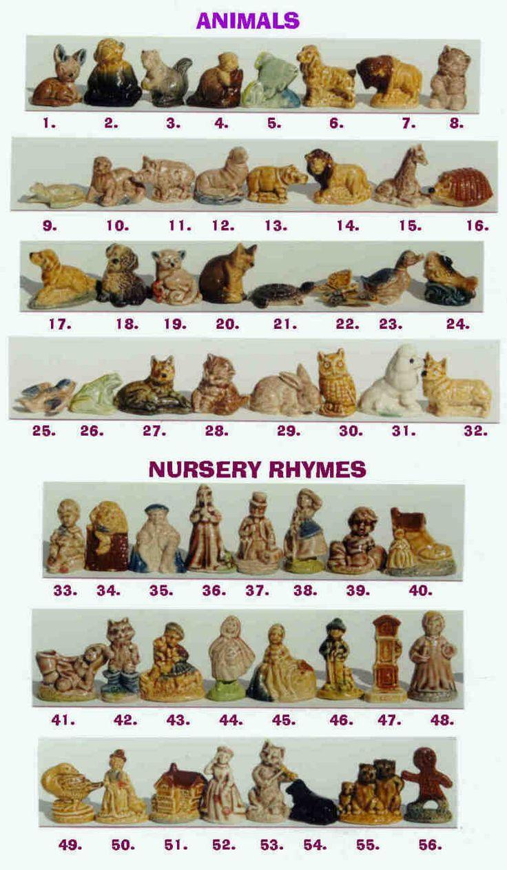 tetley tea figurines - Google Search