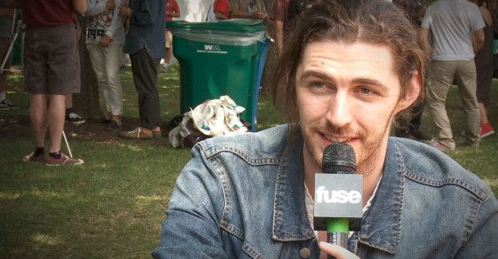 Watch hozier take a stand against hate while explaining the origins of