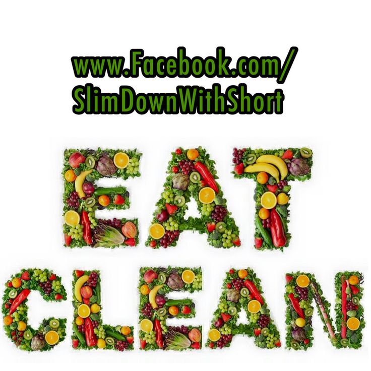 Come eat clean with Slim Down With Short @ www.facebook.com/SlimDownWithShort
