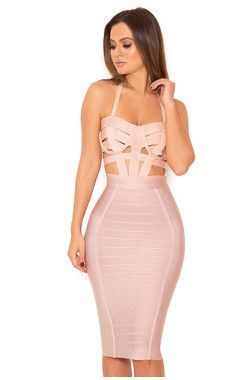 Clothing :: Bodysuits - House of CB | Be Obsessed | Brit Designed Bandage Bodycon Dresses & Way More.