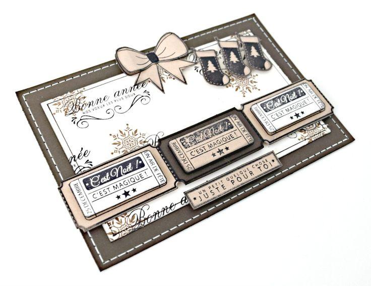 Les nouveautés Florilèges Design de l'Hiver sont arrivées et elles sont à tomber !! Vous pouvez donc découvrir une toute nouvelle collection de tampons clear spécial Noël, une nouvelle collection de dies de découpe et 3 nouvelles collections de tampons...