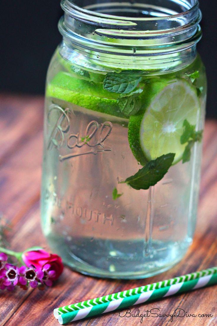 Fat Flush Detox Drink Recipe