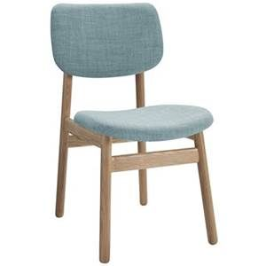 Freedom Larsson Chair in Neptune Blue.