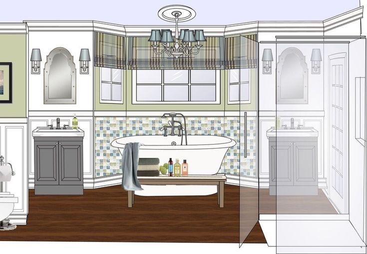 Home Depot Bathroom Design App In 2021 Bathroom Design Layout Small Bathroom Layout Home Design Software