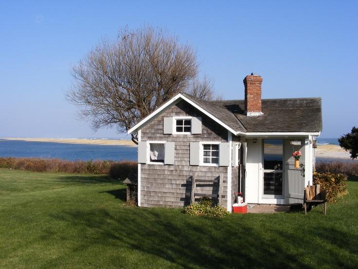 Tiny House Cape Cod Cute Little Places Pinterest