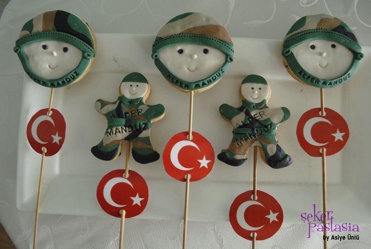 Komando Asker Kurabiyeler