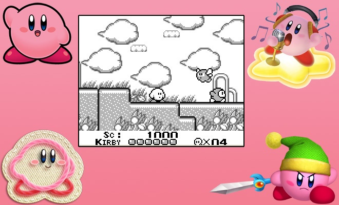 Kirby cumple 20 años  http://www.wired.com/gamelife/2012/04/kirby-20th-anniversary/: Pink Heroes, Kirby Cumpl, Videos Games, Cheat Sheet, Kirby Dreams, Dreams Land, Random Awesomos, Kirby Turning, Favorite Videos