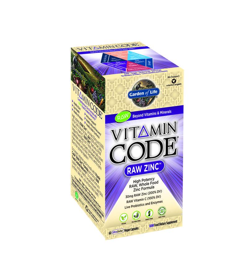 Nature's Happiness - Garden of Life Vitamin Code Raw Zinc, 60 ct, $11.97 (https://www.natureshappiness.com/garden-of-life-vitamin-code-raw-zinc-60-ct/)