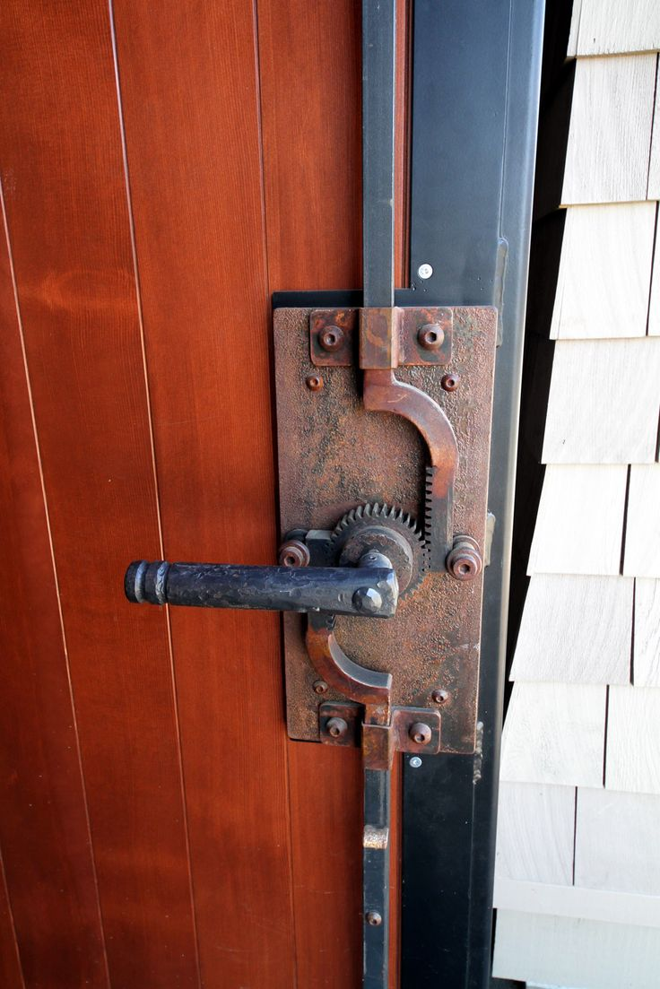 Best 20 Industrial Door Ideas On Pinterest