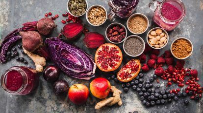 superfoods for stress