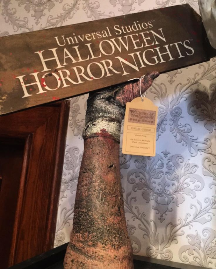 universal halloween horror nights park map