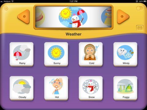 My first AAC is a great, affordable PRESCHOOL oriented aac app for the Ipad.  It is easy to use and set up.