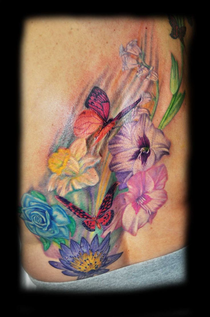 37 Best Hip Tattoo Designs Water Lily Images On Pinterest