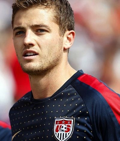 U.S. Soccer Player Robbie Rogers Comes Out | Out Magazine...yep definitely a crush