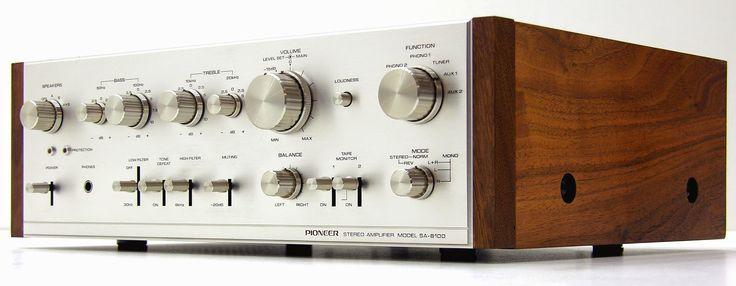 Best Vintage Yamaha Power Amp