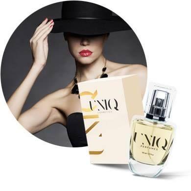 Dámské parfémy a jejich flakon
