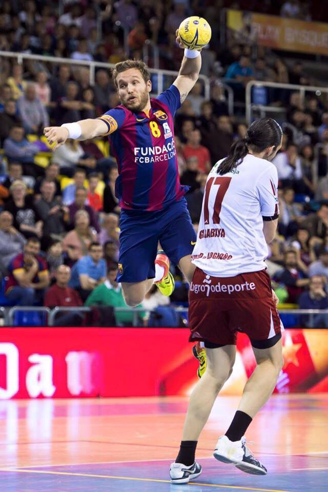 @victortomas8 FC Barcelona Handball (@BanusAlex)