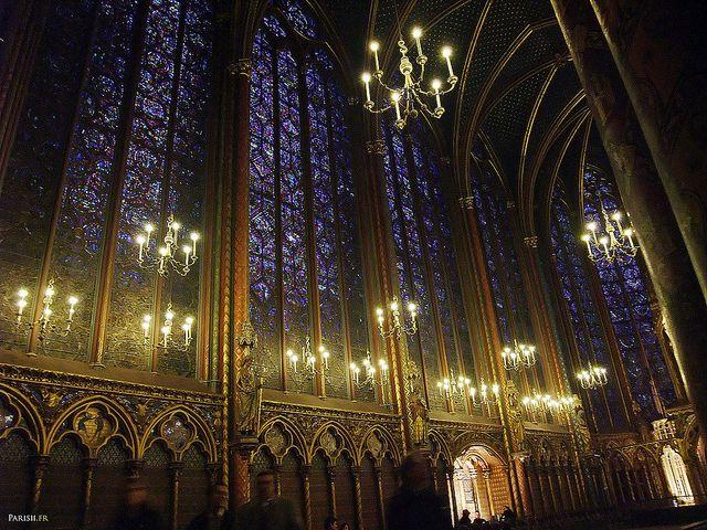 Rencontre gothique