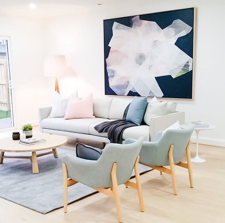 Living Room Inspo @allybatties