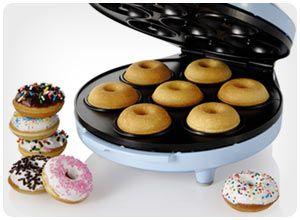 mini donut maker and gift ideas ~want them aaaallll