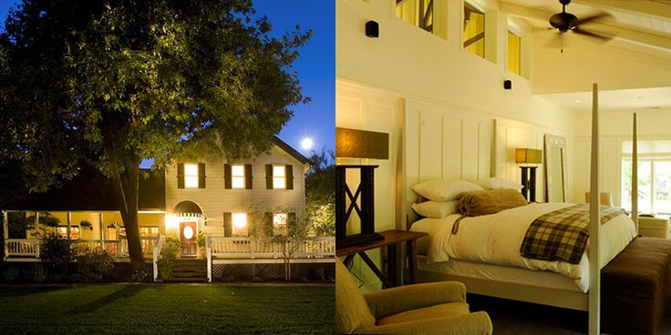 Farmhouse Inn California Favorite Places & Spaces Pinterest
