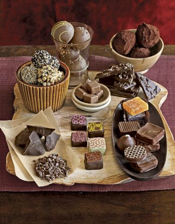 Artisanal Chocolates. These look yummy. Please check out my website Thanks.  www.photopix.co.nz