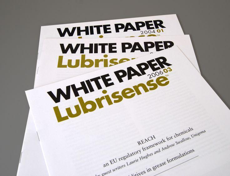 Klare Typographie.