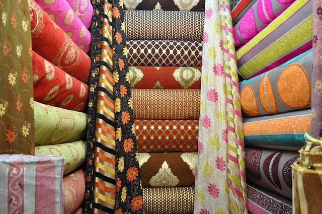 Moroccan fabrics styles/colors great place for all morrocan needs :)