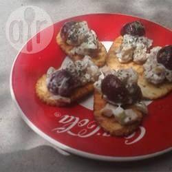 Bree's kipsalade op croissants @ allrecipes.nl