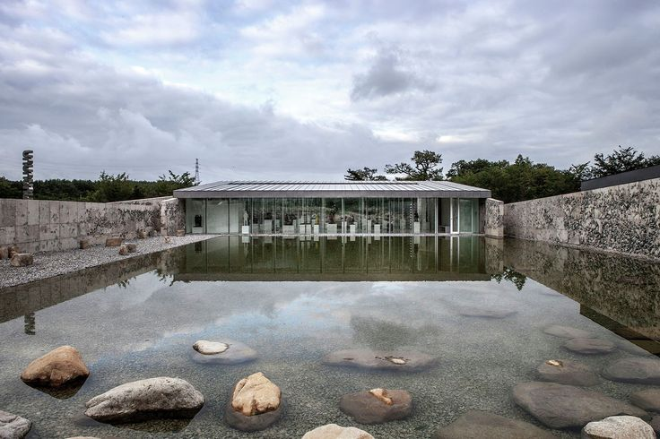 Completed in 2015 in Goseong-gun, South Korea. Images by Park Young-chae, Jun Myung-jin, Thierry Sauvage, Kim Jemin. There are various works regarding 'site and space' but architecture are highly related to site. The same is true for our Cambodia project,...