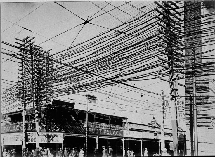 City Boot Palace, Cnr Hay and Barrack Streets, Perth, 1913