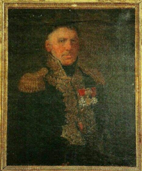 General Ange Pierre Moroni