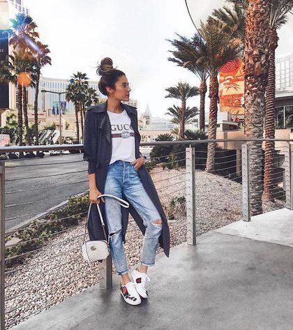 8 ιδέες για casual chic σύνολα με ό,τι έχετε στην ντουλάπα σας | μοδα , news & super trends | ELLE
