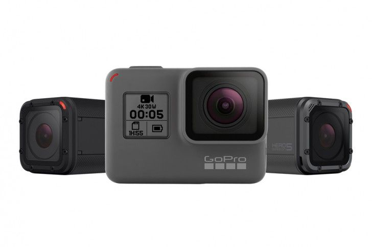 2016 GoPro Hero 5 Session and Black gets New Feature 4K video, Release date and Price
