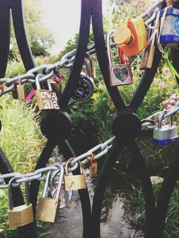 Downtown Love Locks Cobourg: Have You Put A Lock On It Yet? | mycobourg.ca