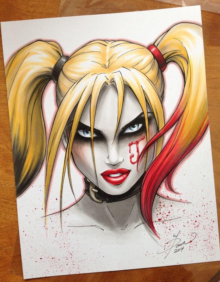 HarleyQuinn DC