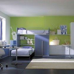 Inspiradores dormitorios para ni os y j venes for Dormitorio para 4 ninos