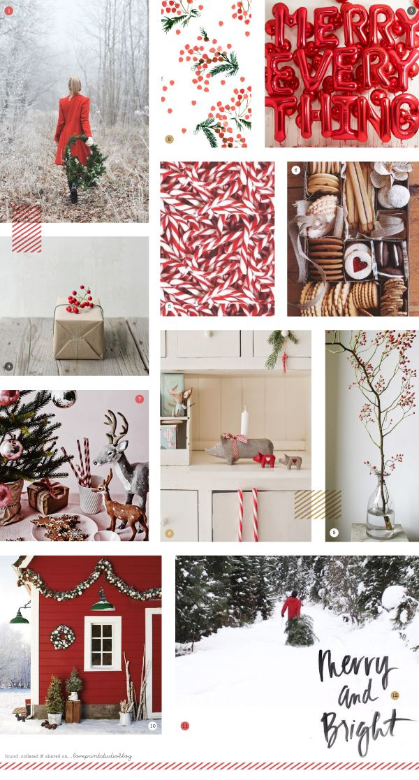 love print studio blog: A classic Christmas...