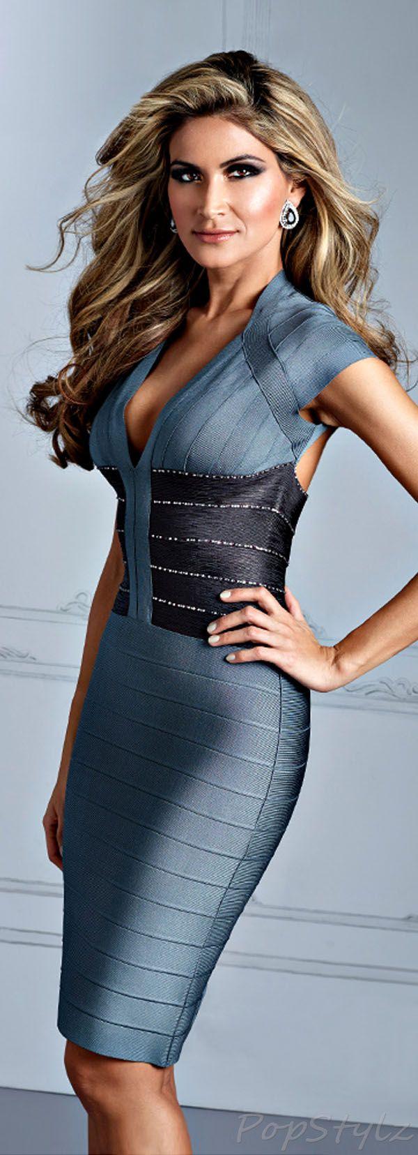Terani Couture Flattering Dress