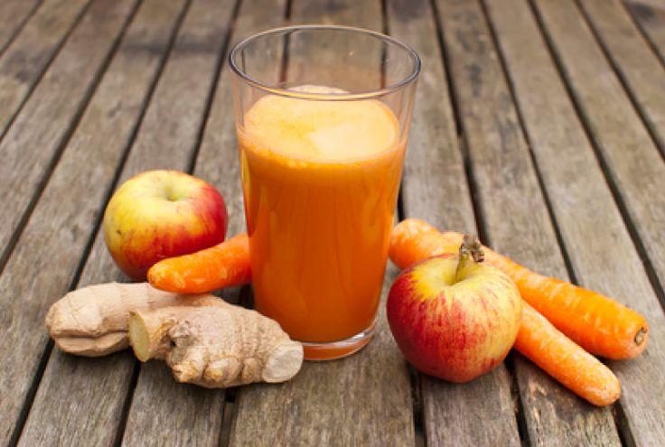 #Zumos de #frutas y verduras #antioxidantes #saludable #receta