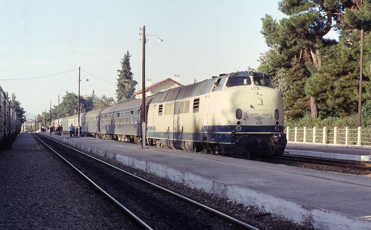 OSE Hellenic Railways_at Oinoi