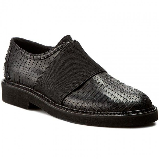 Shoes, Mocassins Femme, Noir (Black 000), 39 EUPollini