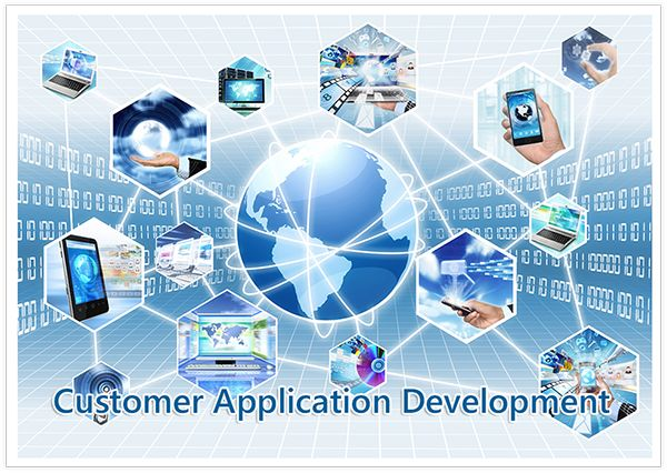 The custom application development facilitates in formulating the software such that there comes no obstacle in the process during development. They make sure to maintain the software precisely as per the client's requirements. https://www.creationinfoways.com/custom-application-development.html