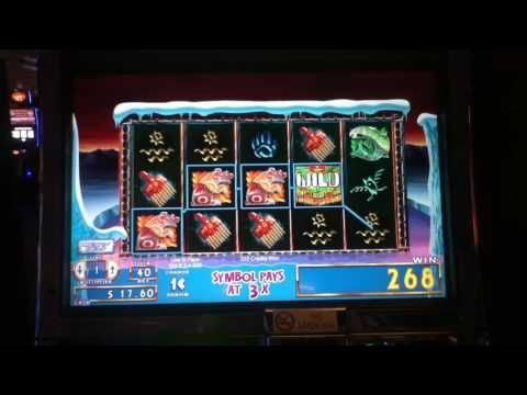 Penny Video Slot Machine with Las Vegas Strip Casino