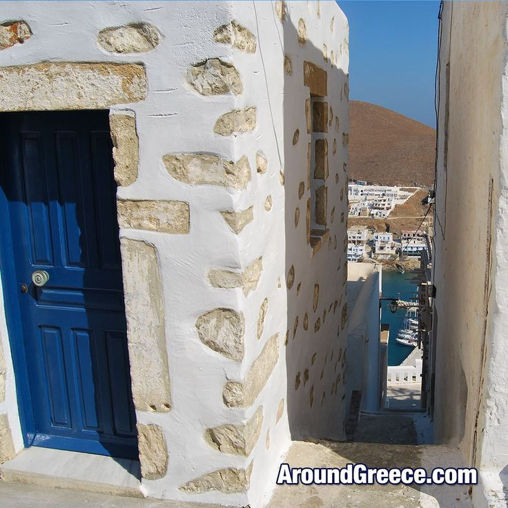 The capital town of Chora on the Greek island of Astypalaia  #Astypalaia #Greece #Greekislands #Chora #travel #holidays #vacations #summer #islands #aroundgreece #visitgreece #Αστυπάλαια #Αστυπαλαια #Ελλαδα #ΕλληνικαΝησια #διακοπες #ταξιδια