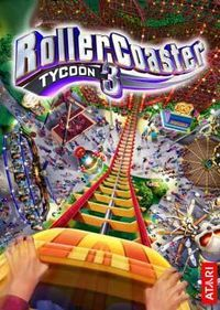 Image result for roller coaster tycoon 3