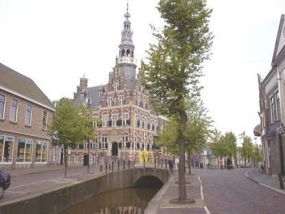 Franeker - Stadhuis