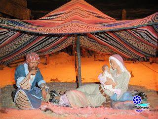 Sevilla - Navidad 2012 - Belén de la Caixa 09