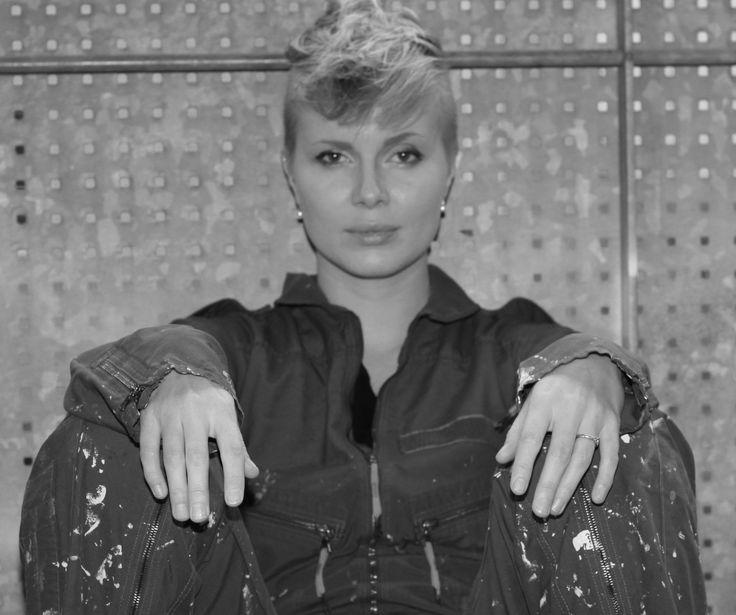 One of the experimental profile shots of me. Photographer Jeff Lukka