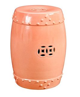 7c3e1e7a6f512255322496b878e4dd82  Glazed Ceramic Garden Stools